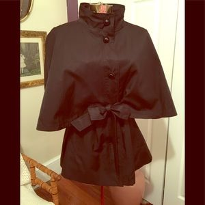 Betsy Johnson Cape jacket